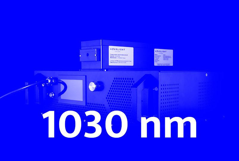 1030 nm high power fiber laser - Infrared Series
