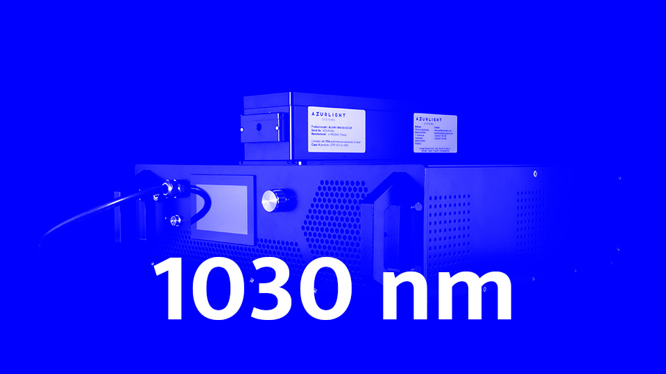 1030 nm high power fiber laser - Infrared Series