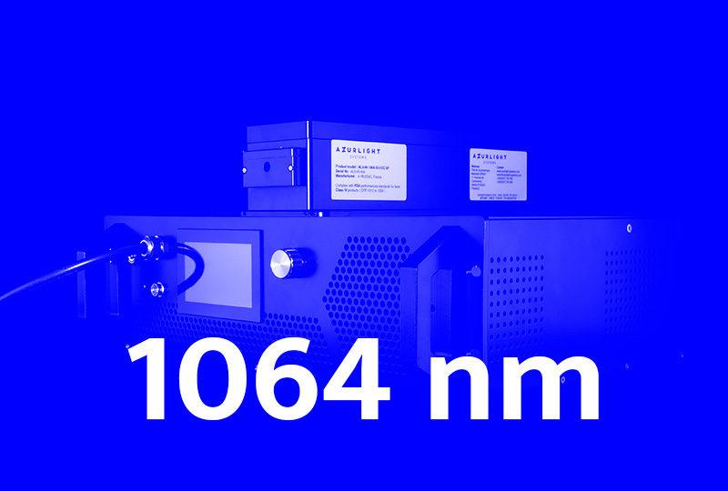 1064 nm high power fiber laser - Infrared Series
