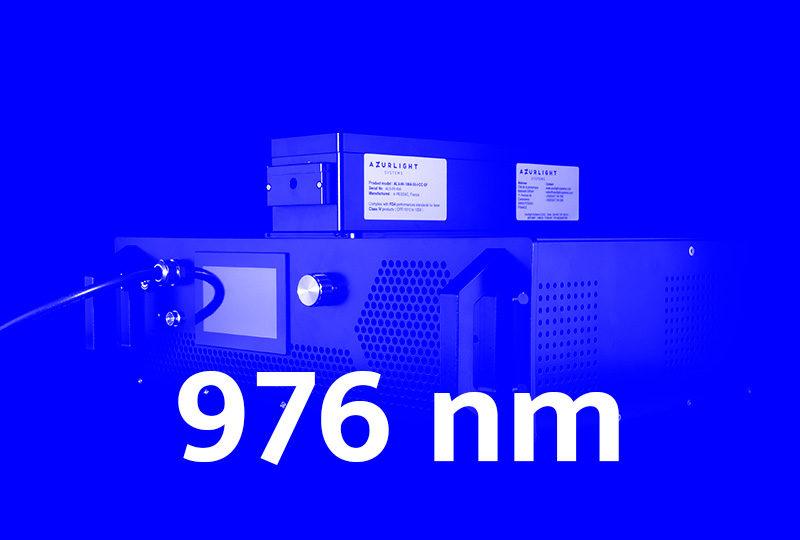 976 nm high power fiber laser - Infrared Series