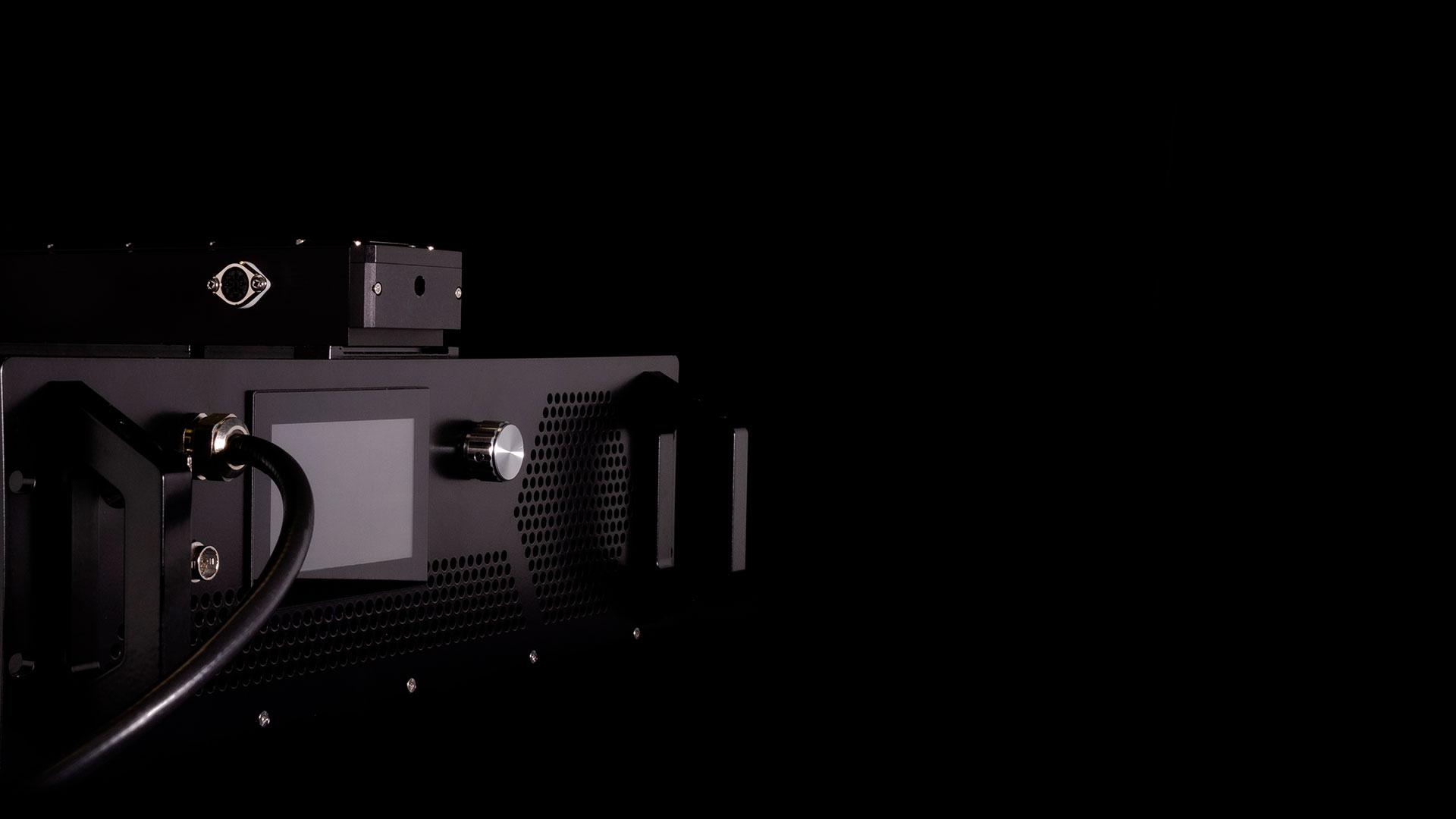 Smart fiber lasers & amplifiers Product