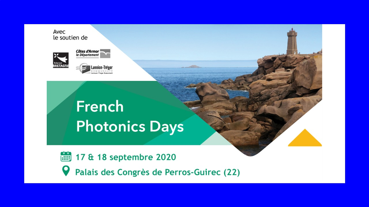 French-Photonics-Day-France-Events-September-Perros-Guirec-Fiber